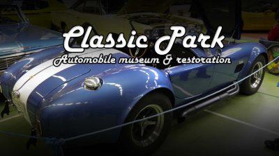Vieraile myös Classic Parkilla!